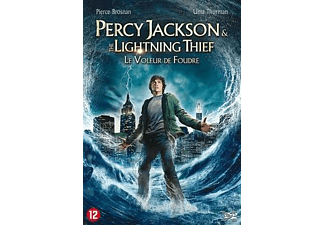 Percy Jackson & The Lightning Thief | DVD