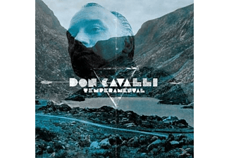 Don Cavalli - Temperamental - (CD)