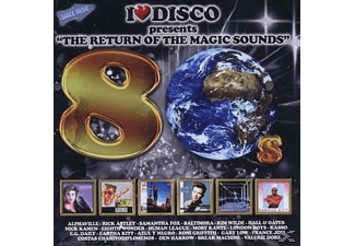 VARIOUS - I Love Disco 80s Vol.6 - (CD)