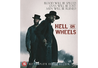 Hell on Wheels - Seizoen 1 - Blu-ray