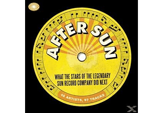 VARIOUS - After Sun [CD]