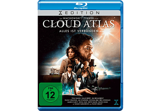 Cloud Atlas X-Edition Science Fiction Blu-ray
