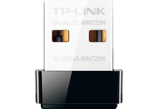 TP-LINK 150 Mbps Wireless N Nano USB-adapter (TL-WN725N)