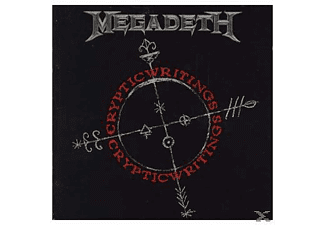 Megadeth - Cryptic Writings - (CD)