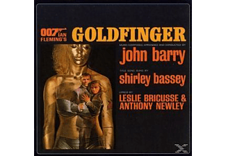 OST/VARIOUS - Goldfinger (Remastered) 007-Ja - (CD)