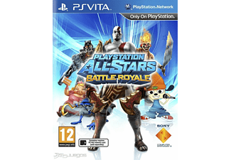 PlayStation All-Stars Battle Royal  PS Vita