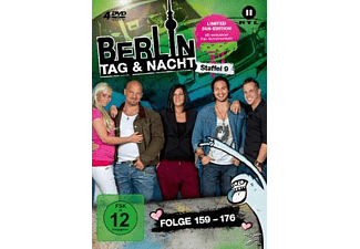 Berlin Tag & Nacht - Staffel 9 (Ltd. Fan-Edition) - (DVD)