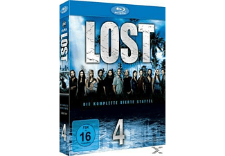 Lost - Staffel 4 - (Blu-ray)