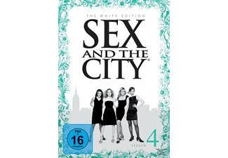 Sex and the City - Staffel 4 (White Edition) [DVD]