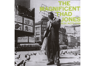 Thad Jones - THE MAGNIFICENT THAD JONES (RVG EDITION) - (CD)