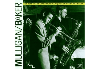 Chet Baker, Mulligan, Gerry / Baker, Chet - BEST OF... - (CD)