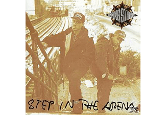 Gang Starr - STEP IN THE ARENA - (CD)