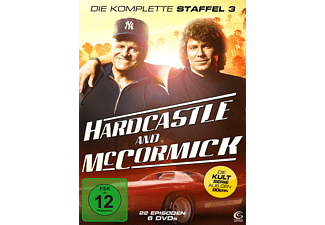 Hardcastle And McCormick - Staffel 3 [DVD]