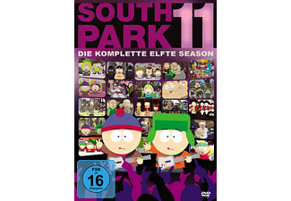 South Park - Staffel 11 (Repack) - (DVD)