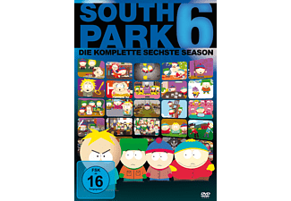 South Park - Staffel 6 (Repack) - (DVD)