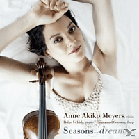 Anne Akiko Meyers - Seasons...Dreams... [CD]