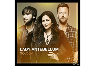 Lady Antebellum GOLDEN Country CD