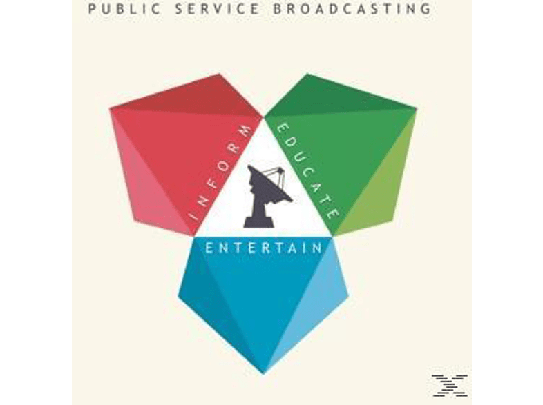 Public Service Broadcasting - Inform-Educate-Entertain [Vinyl]