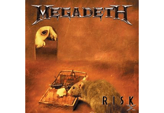 Megadeth - Risk - (CD)