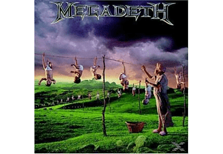 Megadeth - Youthanasia - (CD)