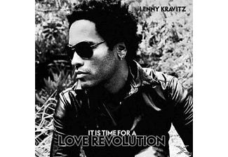 Lenny Kravitz - IT IS TIME FOR A LOVE REVOLUTION - (CD)