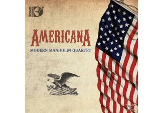 The Modern Mandolin Quartet - Americana - (Blu-ray Audio)