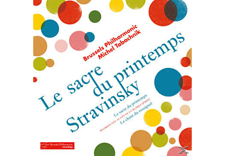 Brussels Philharmonic - Le Sacre du Printemps / Le Chant du Rossignol - (CD)