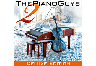 Piano Guys - THE PIANO GUYS 2 - (CD + DVD Audio)