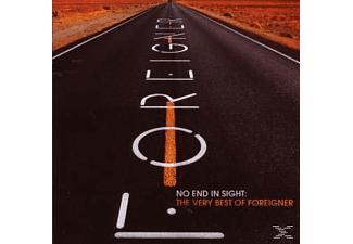 Foreigner - No End In Sight-Very Best Of - (CD)