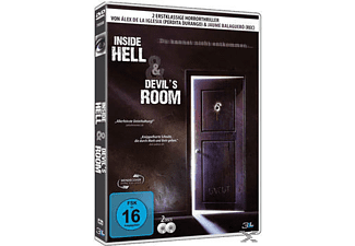 Inside Hell & Devils Room - (DVD)