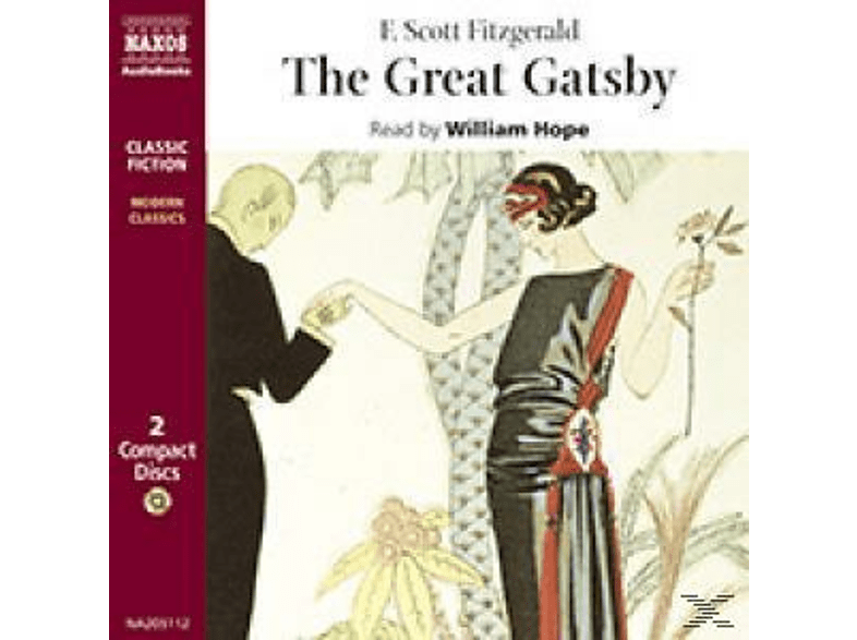 THE GREAT GATSBY - (CD)