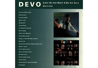 Devo - Are We Not Men [CD]