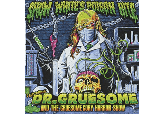 Snow White's Poison Bite - Featuring: Dr.Gruesome And The Gruesome Gory Horror Show - (CD)