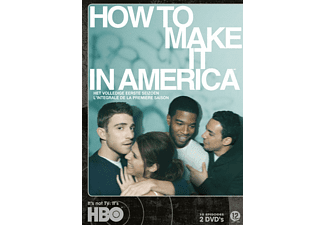 How To Make It In America - Seizoen 1 - DVD