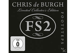 Chris de Burgh - Footsteps 2-Limited Collector's Edition - (CD)