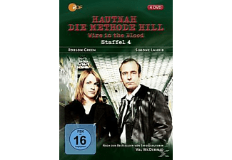 Hautnah - Die Methode Hill - Staffel 4 - (DVD)