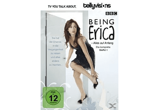 BEING ERICA - ALLES AUF ANFANG 1.STAFFEL - (DVD)