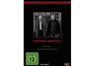 Wallander - Am Rande der Finsternis (Krimi-Edition) - (DVD)