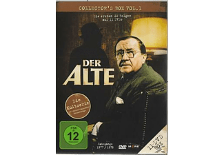 Der Alte - Vol. 1 (Collector's Box) - (DVD)