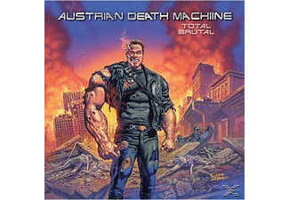 Austrian Death Machine - TOTAL BRUTAL - (CD)