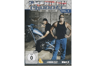 AMERICAN CHOPPER 3 (AMARAY) - (DVD)