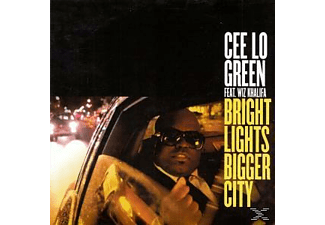 Cee Lo Green - Bright Lights Bigger City (2track) [5 Zoll Single CD (2-Track)]