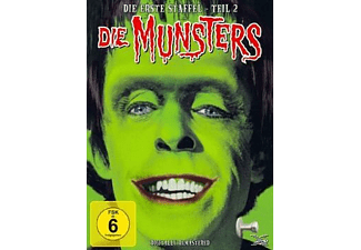 DIE MUNSTERS - STAFFEL 1.2 - (DVD)