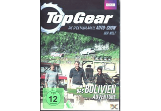 TOP GEAR - DAS BOLIVIEN ADVENTURE - (DVD)