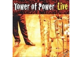 Tower of Power - Soul Vaccination: Tower Of Power Live - (CD)