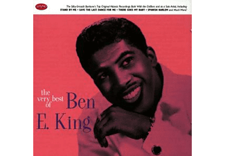 Ben E. King - Best Of..., The, Very - (CD)