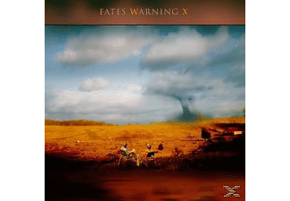 Fates Warning - FWX - (CD)