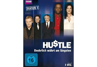 HUSTLE - SEASON 3 - (DVD)