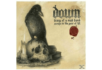 Down - Diary Of A Mad Band (Live) - (CD + DVD Video)