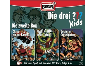 SONY MUSIC ENTERTAINMENT (GER) Die drei ??? Kids Box 02